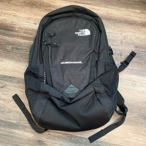 NWOT The North Face Black Connector Backpack
